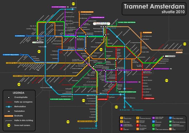 Metrô de Amsterdã