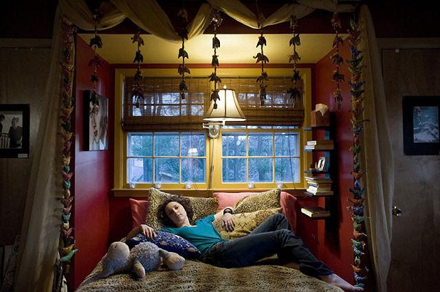 Projeto fotográfico: garotas e seus quartos