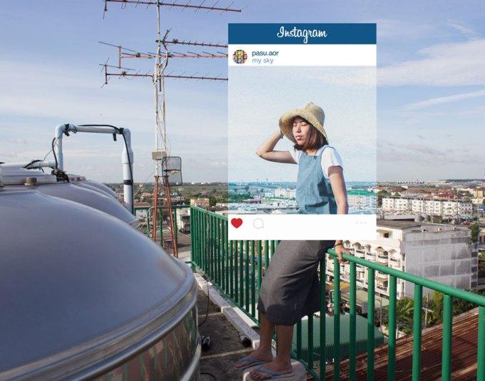 A verdade por trás das fotos do Instagram