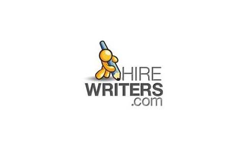 Hirewriters.com review logo