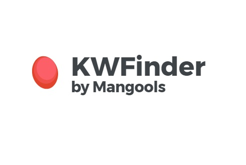 KWFinder review logo