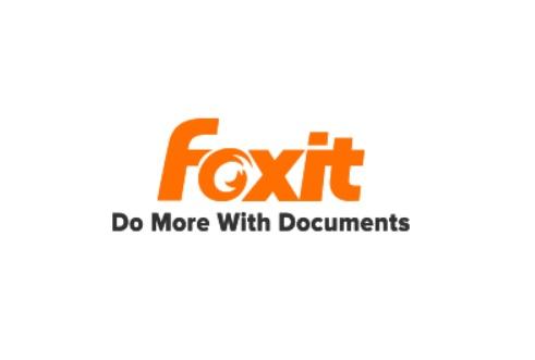 Foxit review