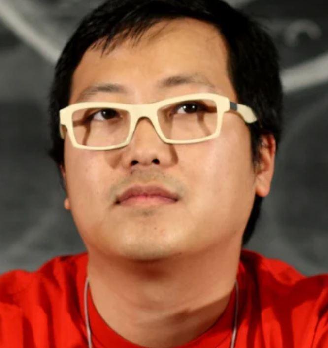 Bloger Ben Huh, founder Cheezburger