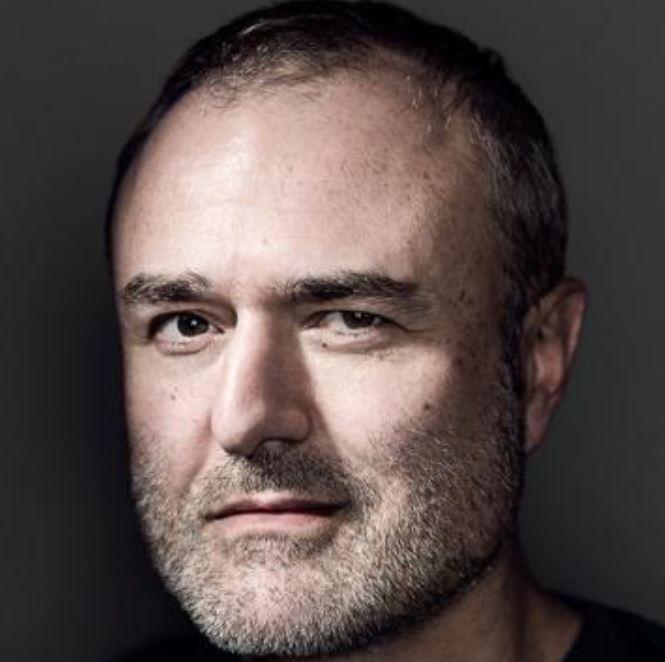 Us Blogger Nick Denton, founder Gawker media