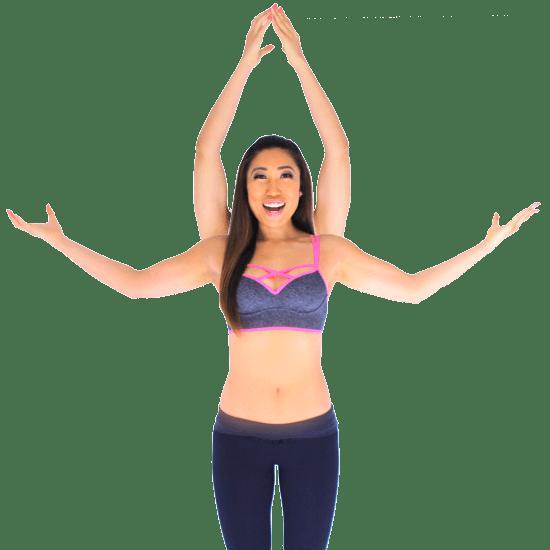arm raise all in 1