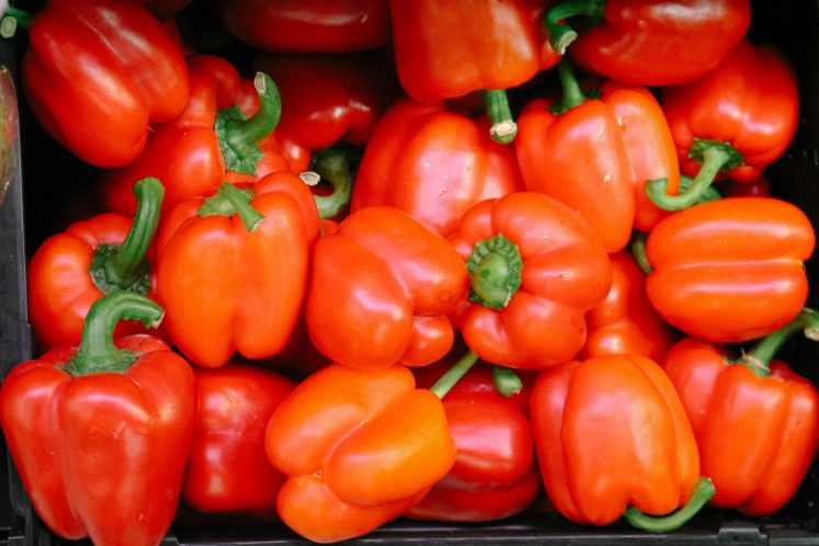 blogilates red bell peppers healthy immune system