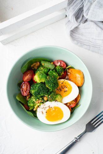 90 day journey meal plan eggs veggies