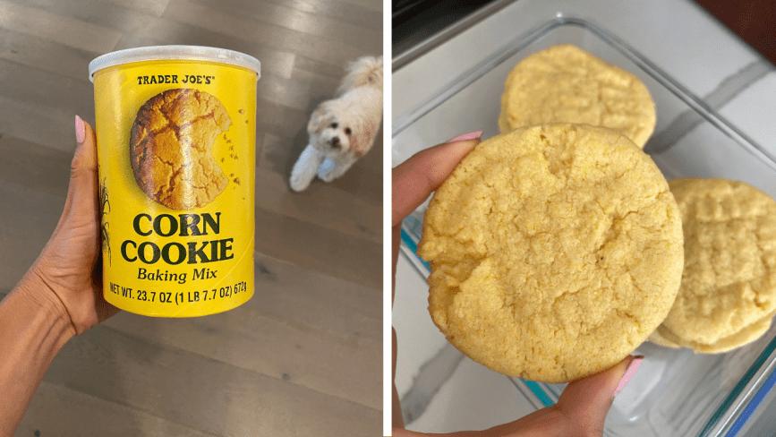 corn cookie mix blogilates review