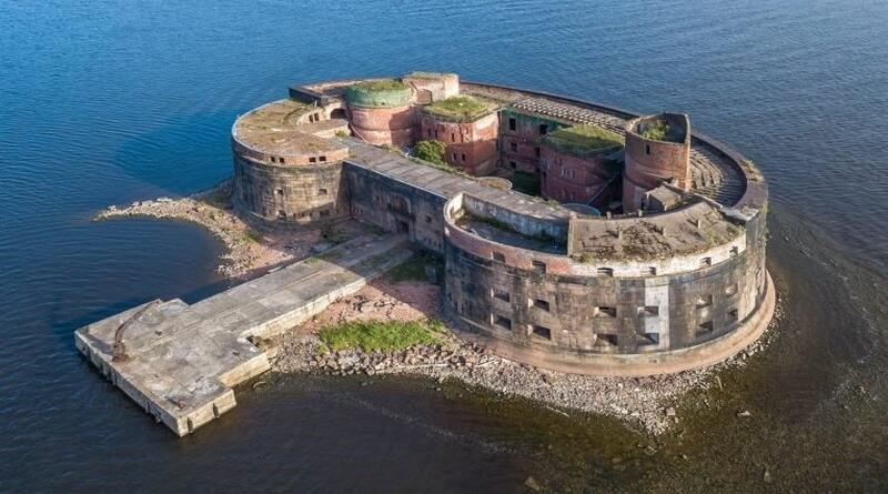 Kronstadt Fort Alexander