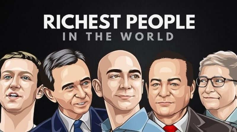 Richest Men