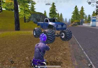 Monster Truck in PUBG Mobile