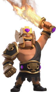 The New Skin of Champion King