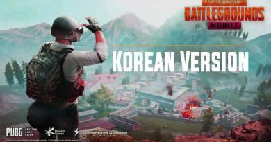 Korean Version of PUBG Mobile (KR)