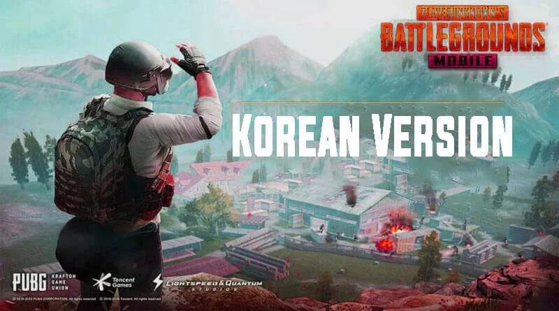 Korean Version of PUBG Mobile (KR)