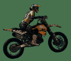The Motocross Bike