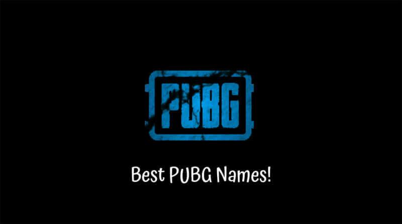 PUBG Mobile Clan Names
