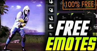 Get all Awesome Emotes in PUBG Mobile