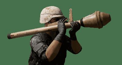 Panzerfaust Grenade Launcher