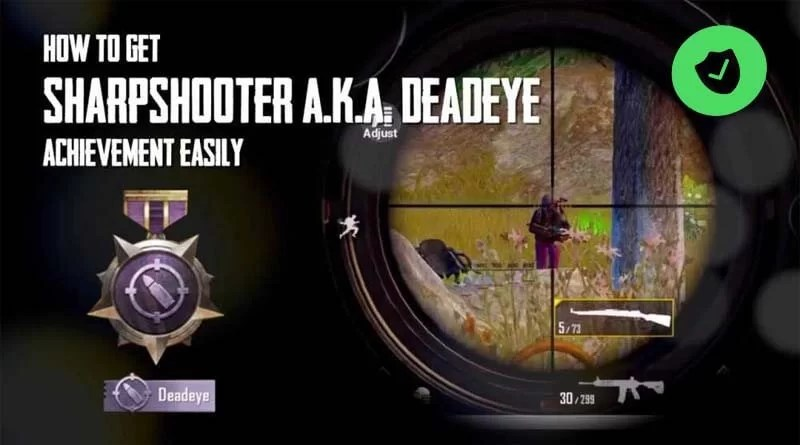 Safe Sharpshooter Apk hacks for PUBG Mobile
