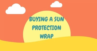 Buying a Sun Protection Wrap