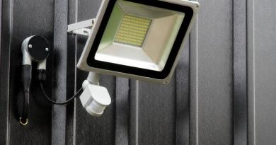 Motion Sensor Light Know the advantages offered by Sensor Light Switches
