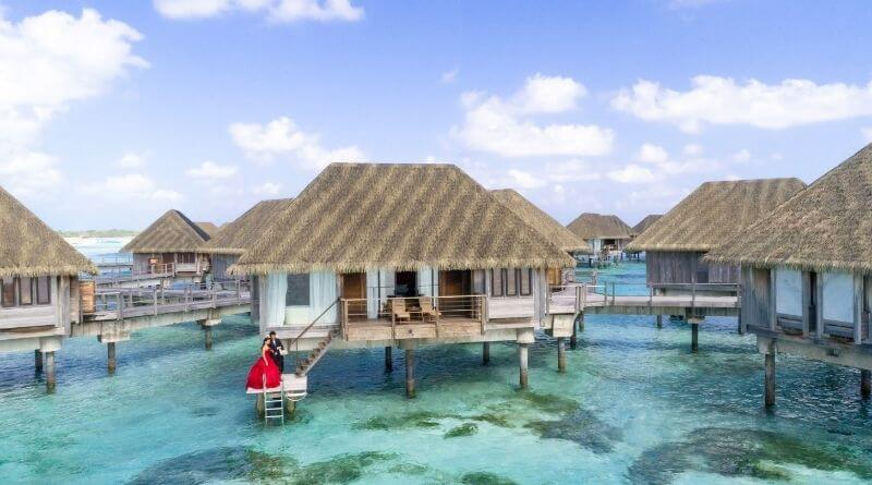 6 Stunning Luxury Water Villa Resorts in Maldives With Amazing Views