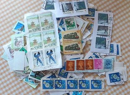 ブログ その88 『使用済み切手を寄付しました』 - 隊長のブログ