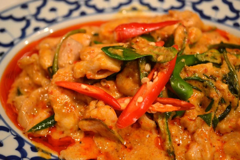 辛いもの好きな方へ - タイ國料理マニータイ札幌 Webメニュー