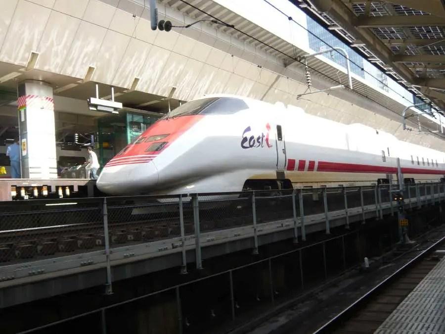 E926系 East i【東北新幹線:東京駅】 2012.7.23 - SDTMの気まま空間