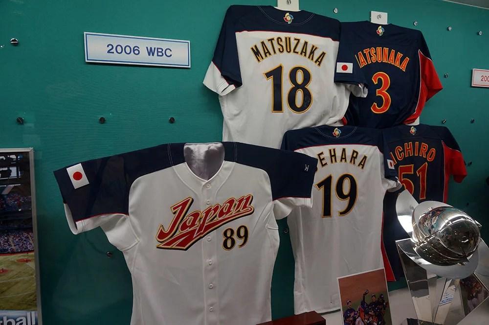 野球殿堂博物館に行ってきました - またたび