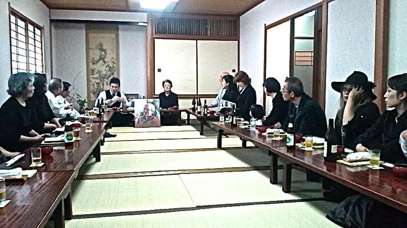 中陰法要(49日) - KONA WIND-南の風- iBS學院長・南 徹ブログ