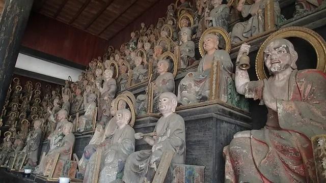 彥根の五百羅漢堂にいってきました 2 - 心證寺住職のブログ