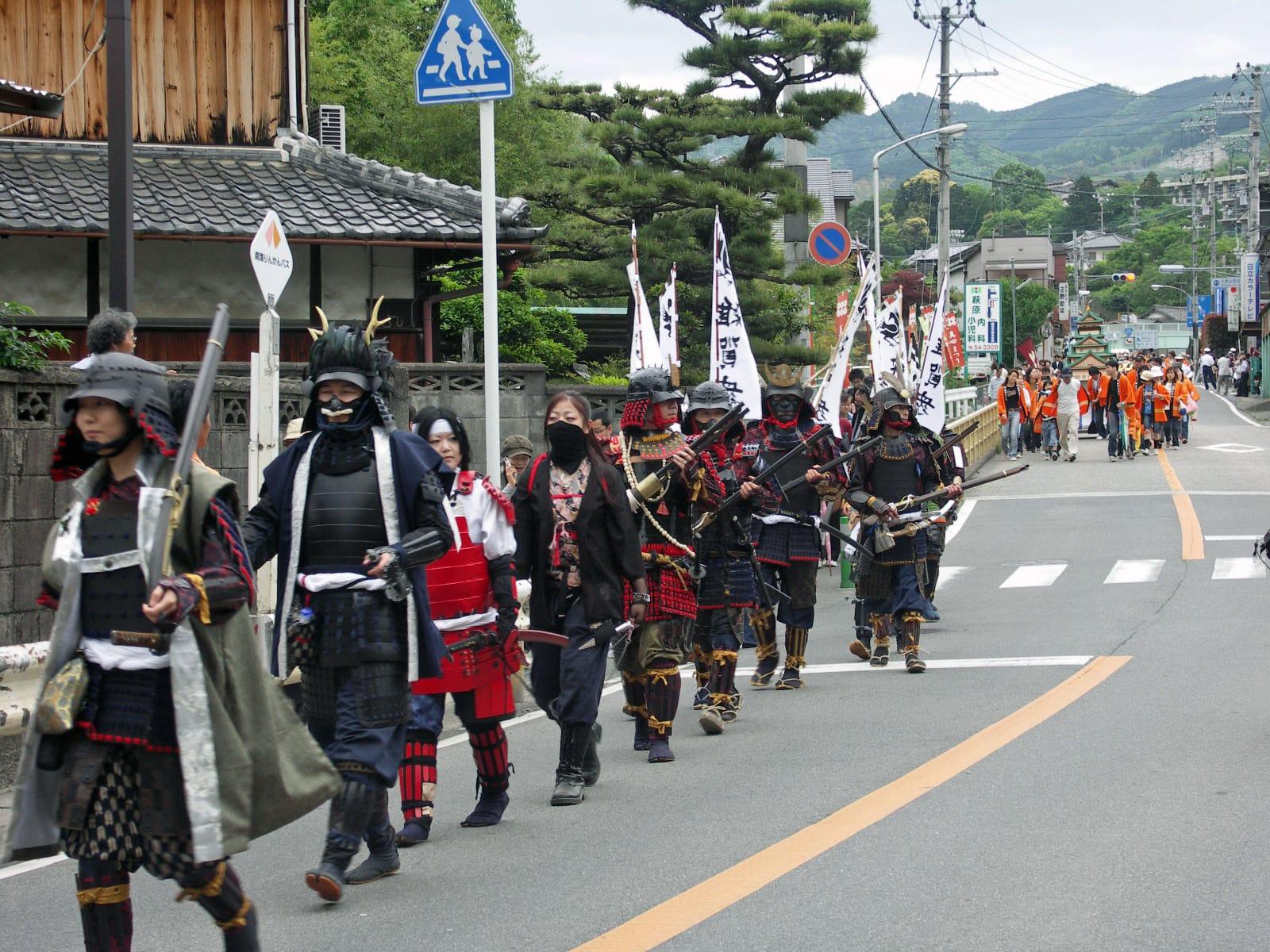 九度山・真田祭り02 - 山楽ぶらり探訪