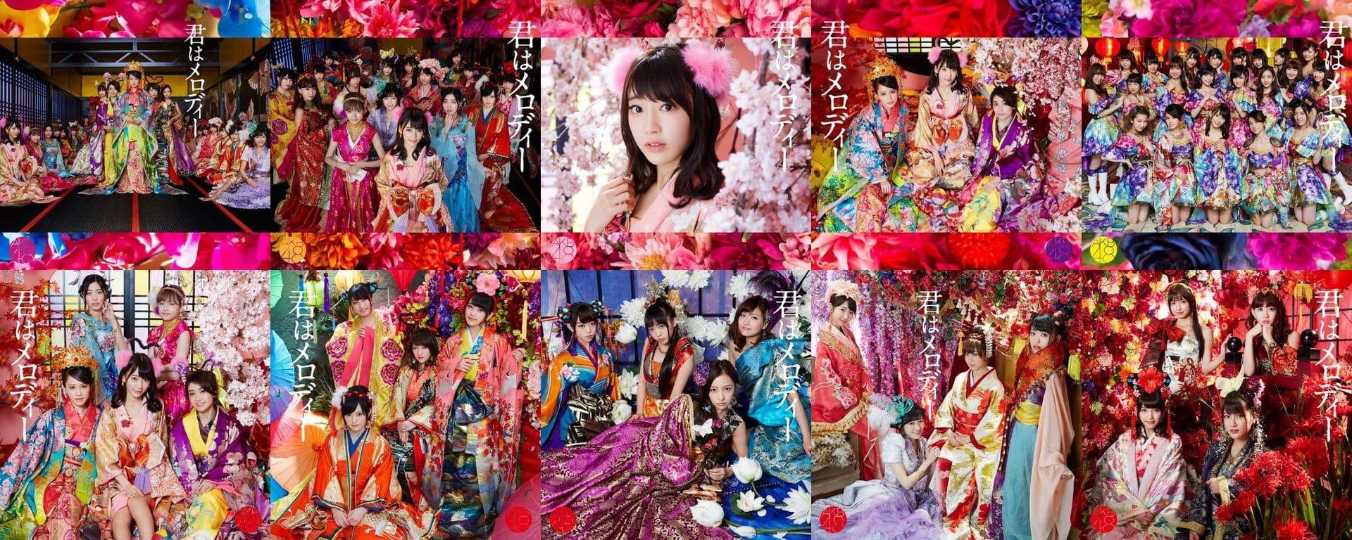 [詳細]AKB48 43rdシングル「君はメロディー」3/9発売。 - ★AKBのススメ★