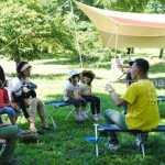 7月19,20日、お泊まりキャンプ-八王子市子どもキャンプ場-