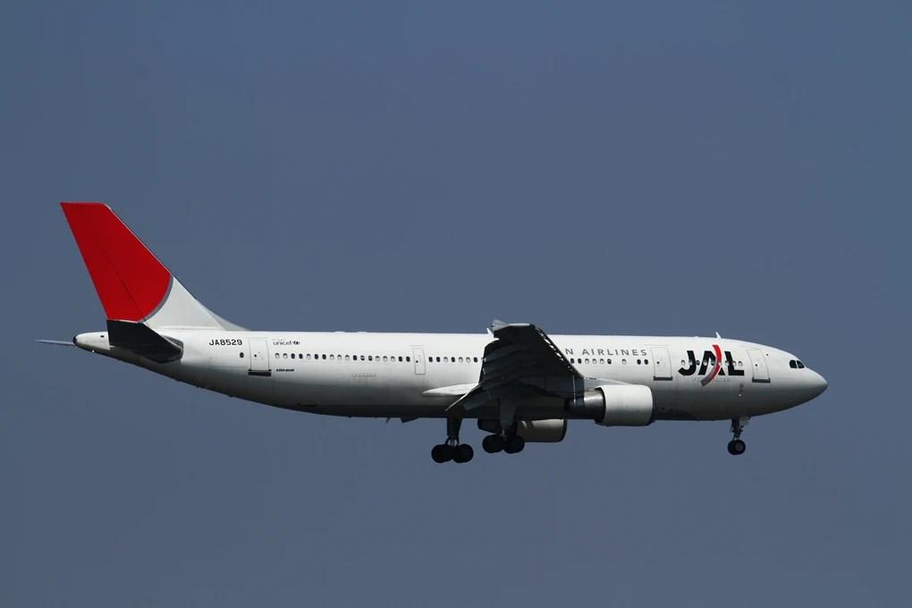 10.6.6 羽田空港D滑走路展望臺 ~ JAL A300-600R - でぢたる絵日記