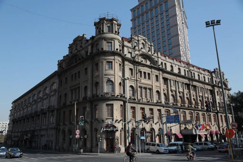上海ライブ2013:東洋一の豪華ホテルだった「浦江飯店」虹口區 ...