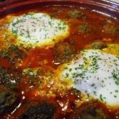 Traveling Kitchen Sink Light Fixtures Tajine De Kefta / トマトをベースにミートボールを煮込むスパイシーなモロッコ料理@七里ガ浜自宅厨房 ...