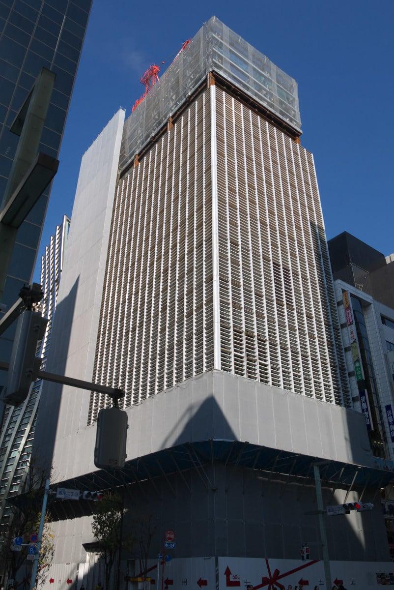 銀座大倉本館建て替え計畫の進捗狀況 2016年1月15日 - 緑には ...