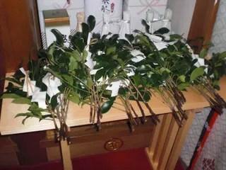玉串について - 琴平神社のブログ