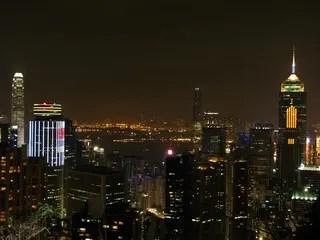 中國ツアー その7 100萬ドルの夜景 香港 - 中年オヤジの獨り言