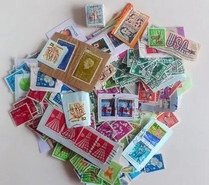 ブログ その113 『使用済み切手寄付 2回目』 - 隊長のブログ