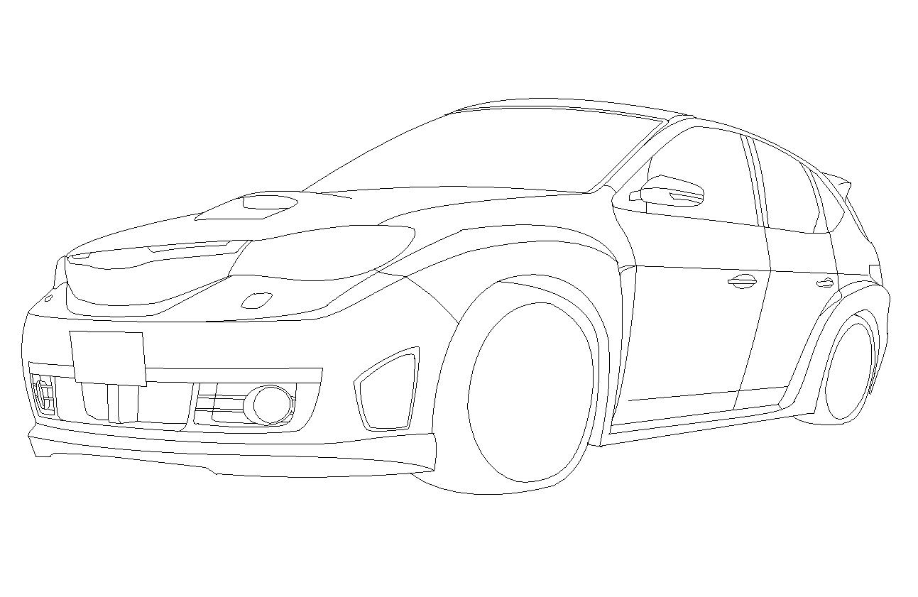 Wrx Sti 1
