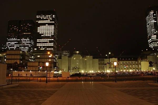 東京夜旅 第243夜 東京駅 - 何となく歩いた結果