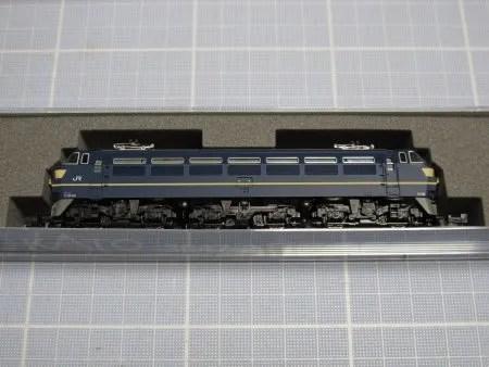 EF66 後期形 カトー 価格比較: 奈良ntのブログ