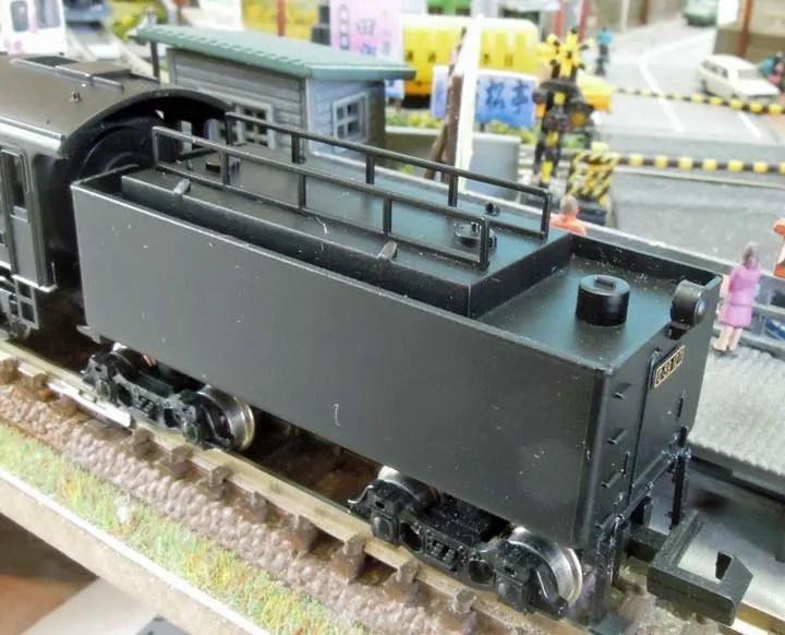 マイクロのC59-127・重油専燃機 - 光山鉄道管理局・アーカイブス