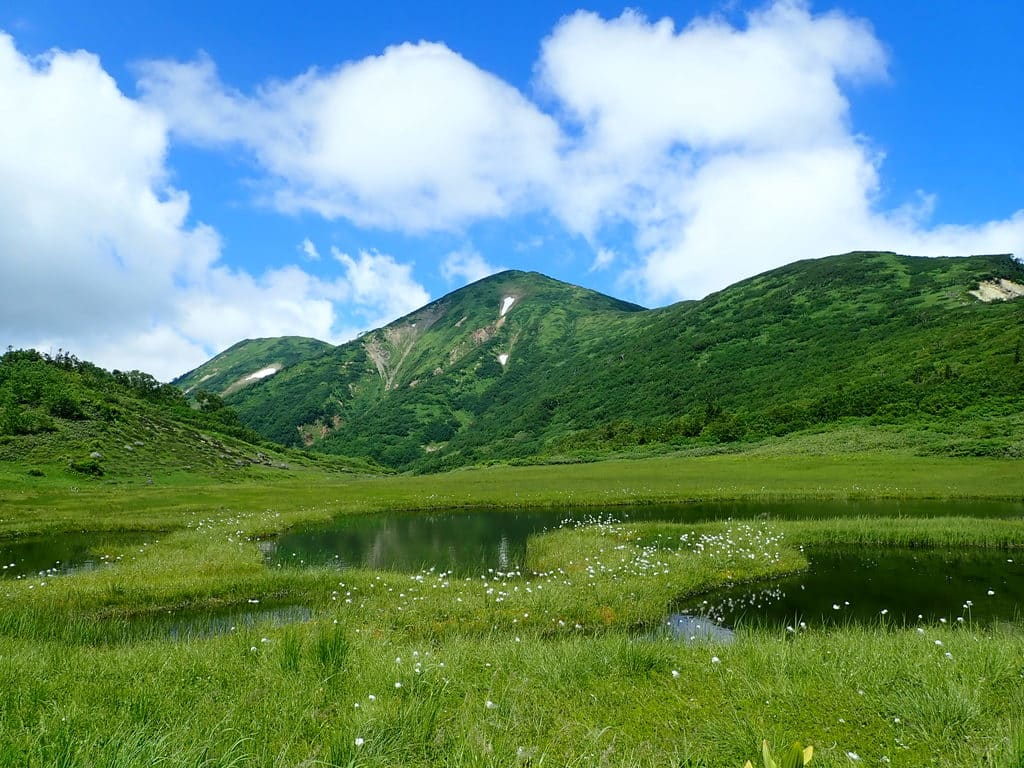 山の日の火打山 - 黒姫Time