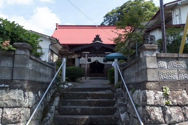 伝福寺(辰野町) - さまよって、さまよって