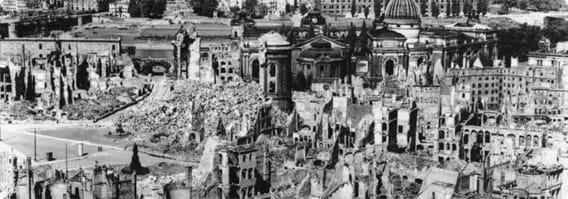 1945年 第二次世界大戦直後のドイツの空撮寫真 - mirojoan's Blog