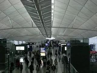 香港空港 今昔 - La La Singin' Music♪